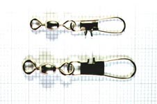 Interlock swivel clips